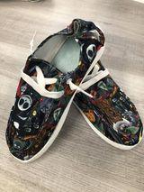OG NBC Canvas Boat Shoes