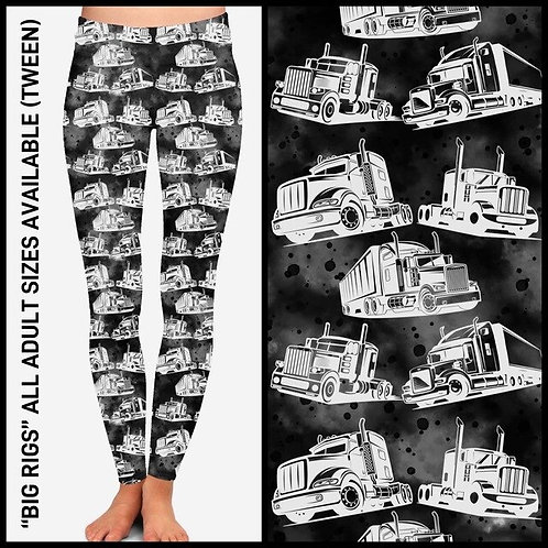 Big Rigs Leggings