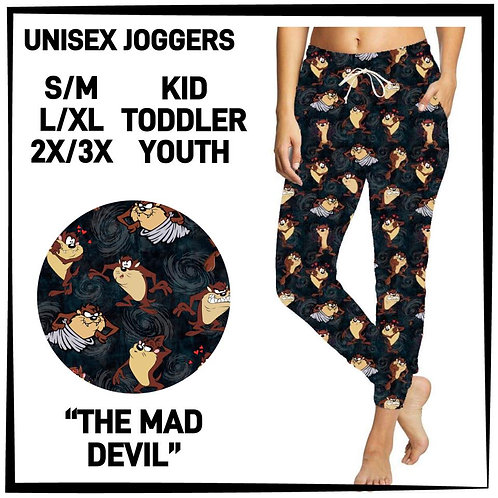 The Mad Devil Joggers