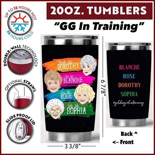 GG in Training Tumbler