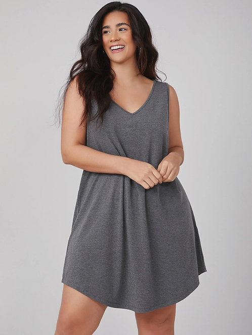 Solid Tank Dress ~X Sizes ~ Multiple Color options