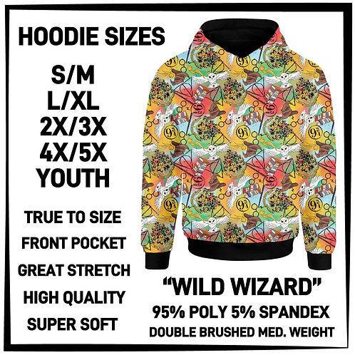 Wild Wizard Hoodie