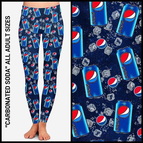 Carbonated Soda Legging