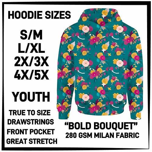 Bold Bouquet Hoodie