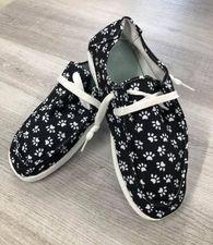 Little Paws Canvas Boat Shoes