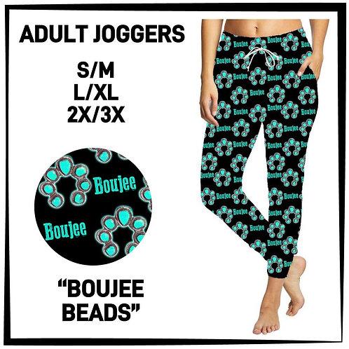 Boujee Beads Joggers ~ ETA Early May