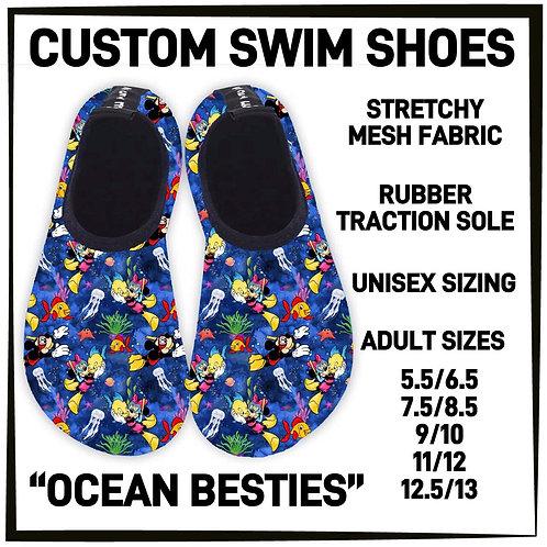 Ocean Besties Water/Swim Shoes
