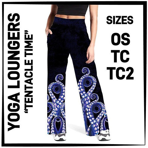 Tentacle Time Loungers