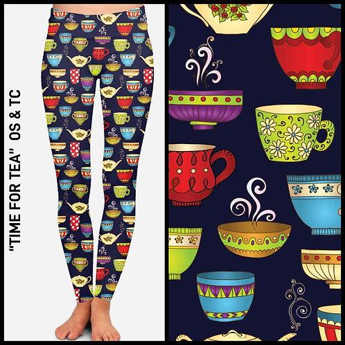 Time for Tea Leggings