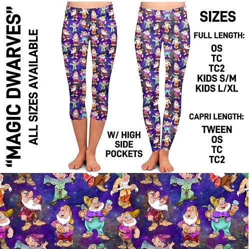 Magic Dwarves Leggings