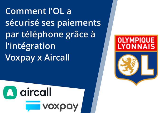 Voxpay s'intègre à Aircall pour sécuriser le paiement par téléphone