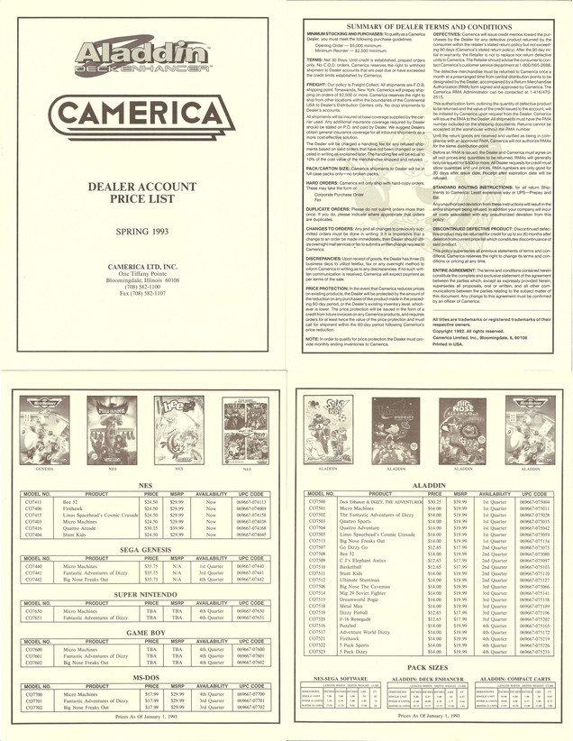 CamericaCES1993PriceList.jpg