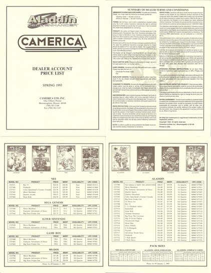 CamericaCES1993PriceList.jpg