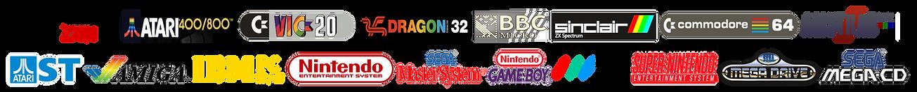 All Retro Computer Logos