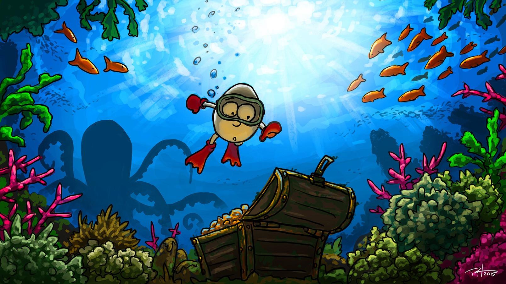 Pit_DizzySwimmingForTreasure.jpg