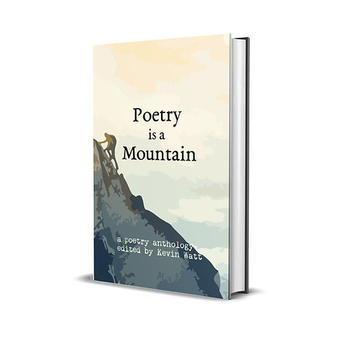 Signed Copy of Poetry is a Mountain