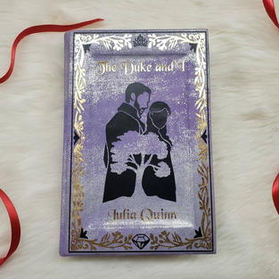 The Duke and I (Bridgertons #1) Special Edition Leather Bound