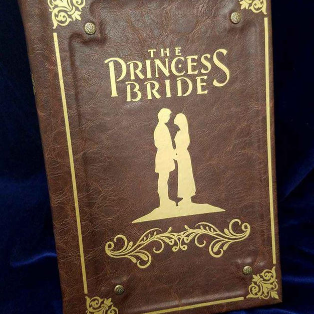 The Princess Bride Special Edition Leather Bound