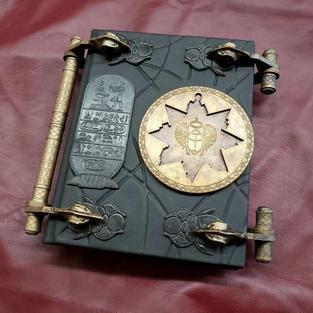 The Book of the Dead (The Mummy Replica)