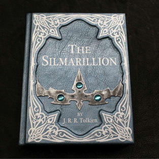 The Silmarillion Special Edition Leather Bound