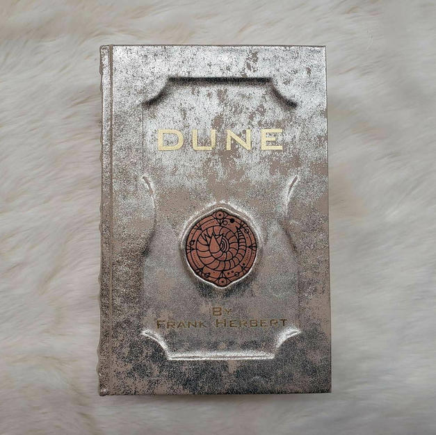 Dune Special Edition Leather Bound