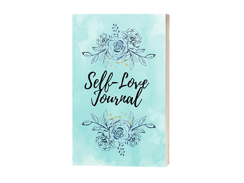 Signed Copy of Self-Love Journal