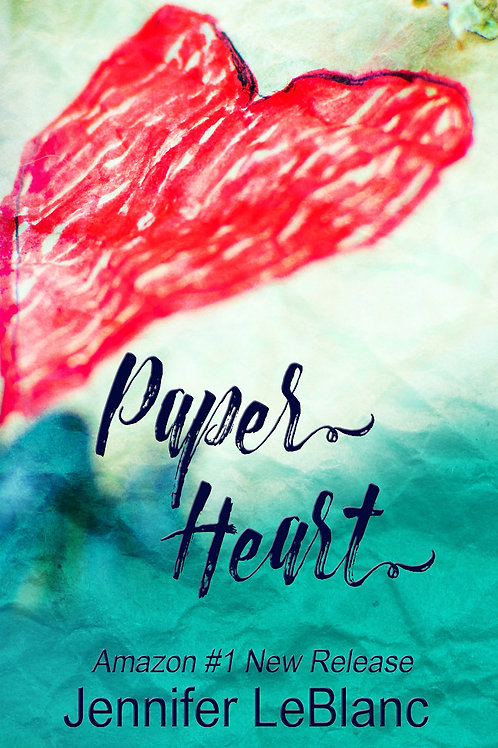 Paper Heart Flawed Copy (Signed)
