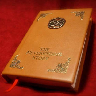 The Neverending Story Special Edition Leather Bound