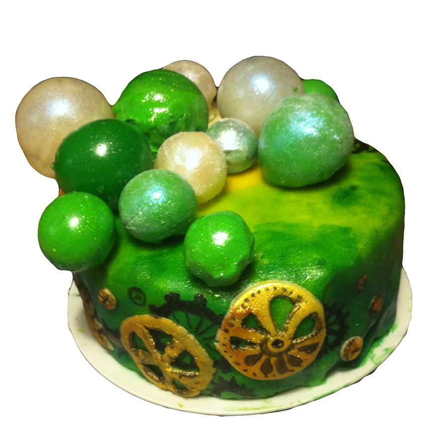 Chemiker - Torte