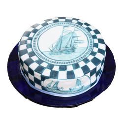 Delft-Blauw-Torte