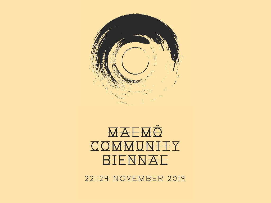 Communitybiennalen 22-24 nov 2019
