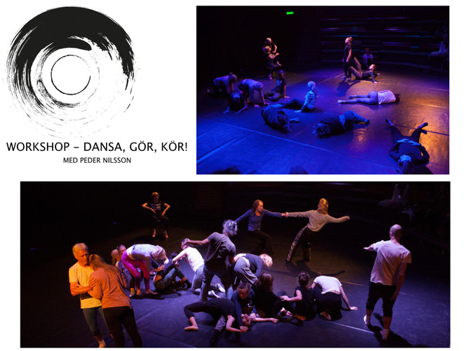Communitybiennalen - Skånes Dansteater: Workshop - Dansa, gör, kör!