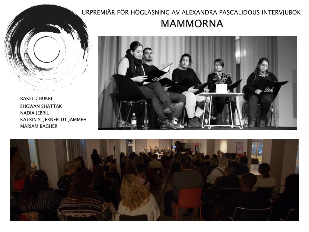 Communitybiennalen - Mammorna