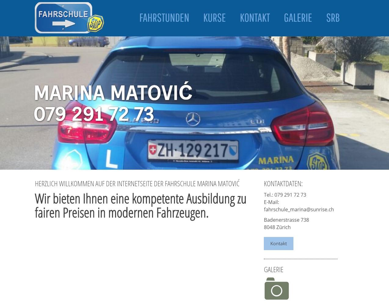 Fahrschule Matovic