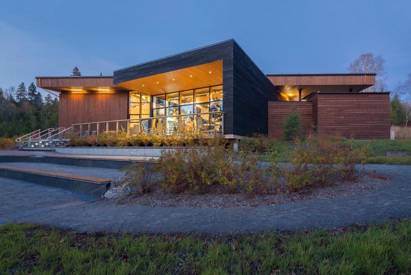SEPAQ - Lac-Témiscouata - Centre de découvertes et de services