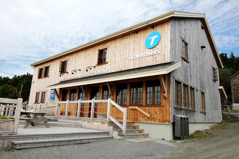 Gare fluviale - Notre-Dame-des-Sept-Douleurs