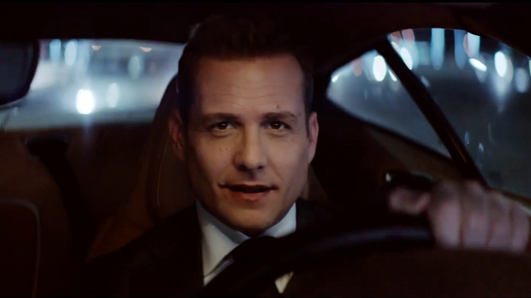 Harvey Spe...eh, Gabriel Macht recognizes the perfect apartment like he recognizes the perfect suit.