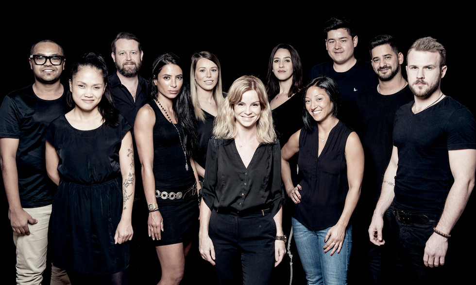 What it feels like to grow an agency from 4 to 40 people.