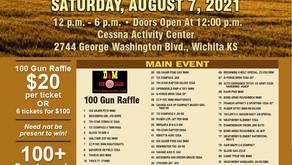 Midian's Annual Gun Raffle