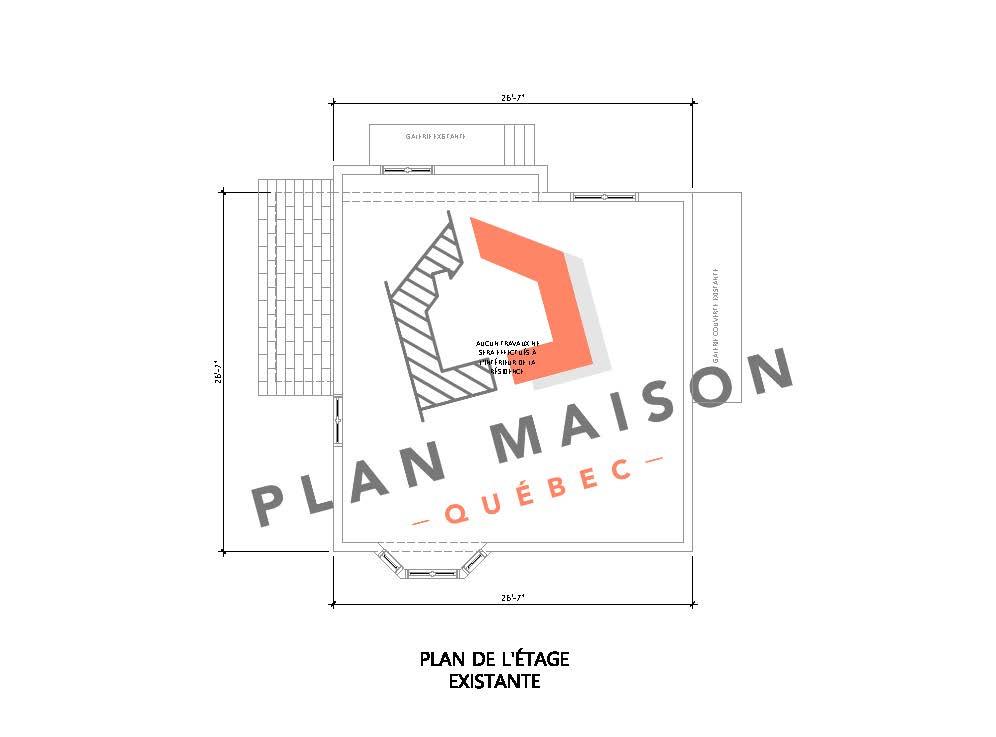 plan construction maison