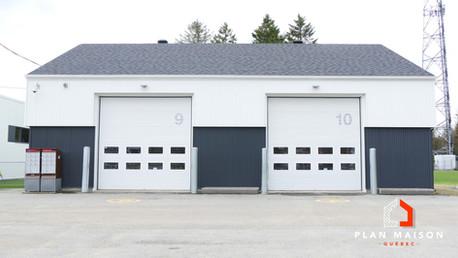 plan garage double