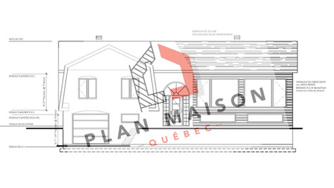 plans maison 3 chambres