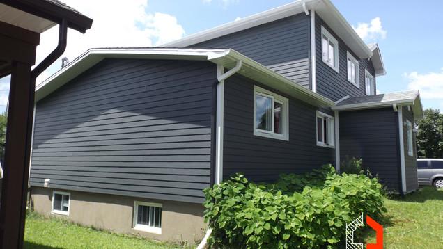 plan de maison 2 étages
