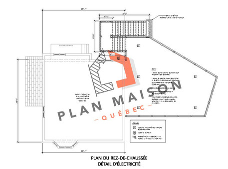 plan construction maison