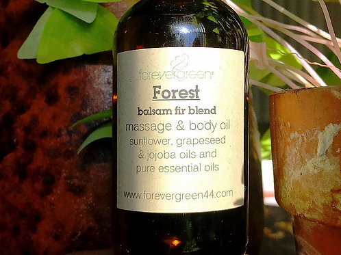 Forest Massage & Body Oil