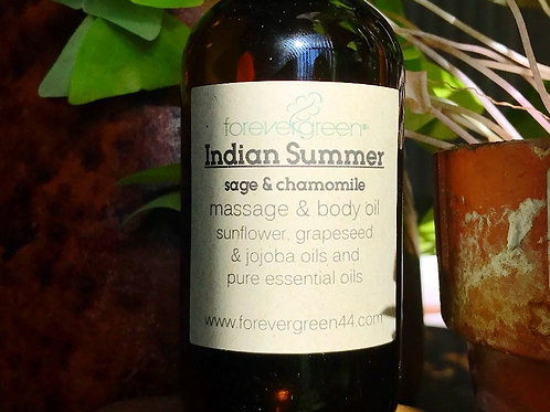 Indian Summer Massage & Body Oil