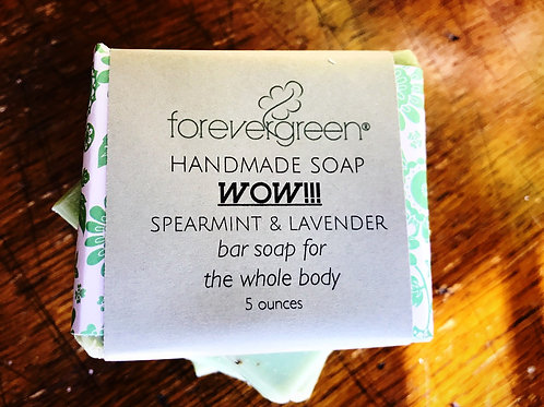 WOW!!! soap