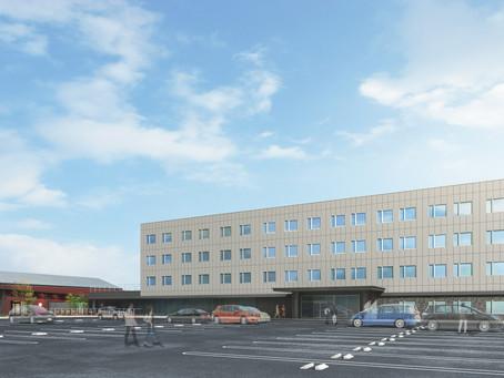 ホテルグラード新地 2019年6月1日オープン予定!