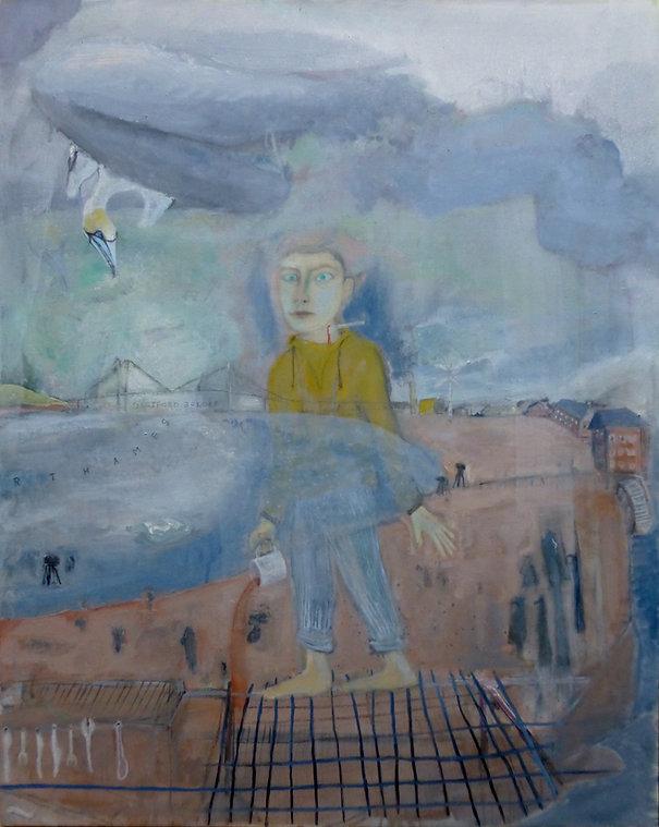 Oliver Dorrell artist