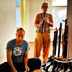 Restorative Yoga & Chakra Tuning